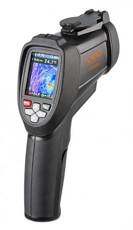 Termokamera FTI 300 s automatickým vyhledáváním horkých a studených bodů