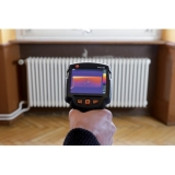 Termokamera Testo 865 s automatickou detekcí teplých a studených míst, fotografie 3/4