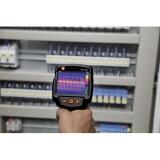 Termokamera Testo 865 s automatickou detekcí teplých a studených míst, fotografie 7/4