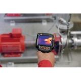 Termokamera Testo 871 kombinuje vysoké IR rozlišení s profesionálním výkonem, fotografie 7/4