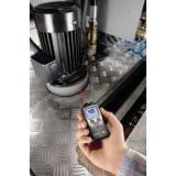 2 kanálový teploměr Testo 810 pro měření teploty okolního vzduchu a bezkontaktní měření teploty povrchu, fotografie 5/3
