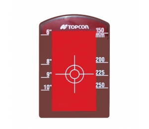 cílový terč krátký k potrubnímu laseru Topcon TP-L3/4