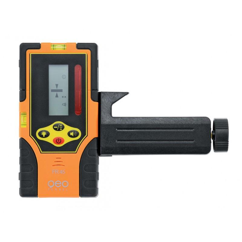 Přijímač FR45 pro rotační lasery s červeným i zeleným paprskem