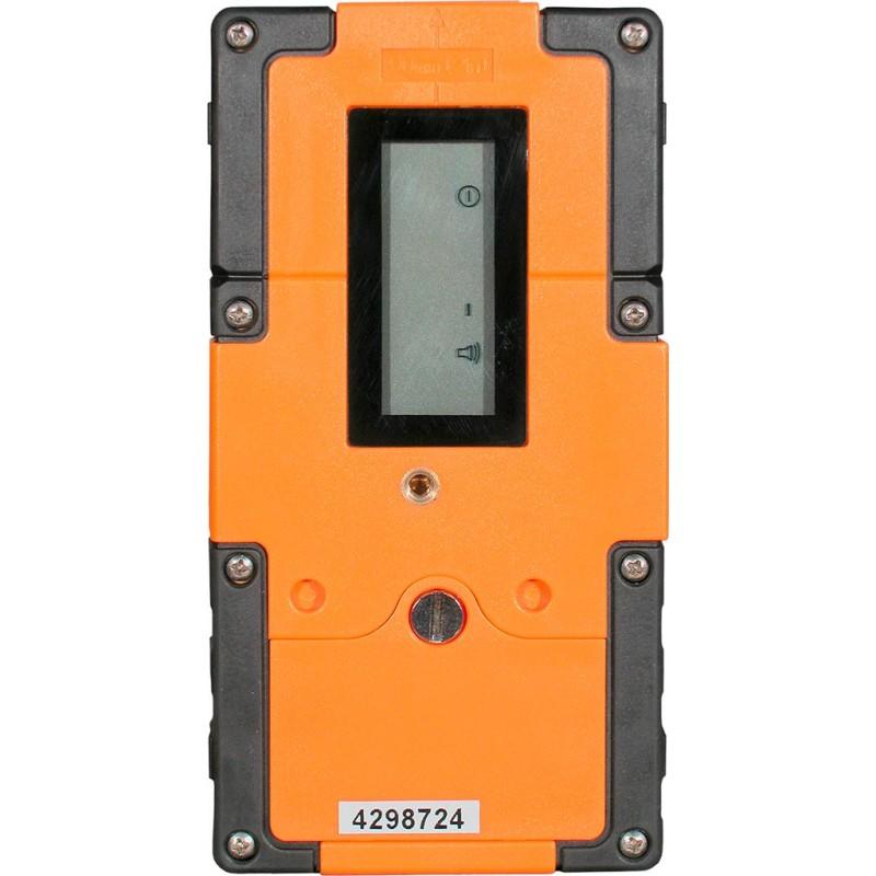 Přijímač FR45 pro rotační lasery s červeným i zeleným paprskem, fotografie 1/5