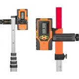Přijímač FR 45 pro rotační lasery s červeným i zeleným paprskem, fotografie 9/5