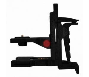 Stěnový dvojdílný držák NWM-802 pro připevnění liniových laserů na zeď, kovové profily, trubky, stativy či kovové součásti