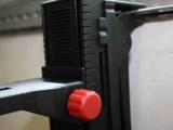 Stěnový dvojdílný držák NWM-802 pro připevnění liniových laserů na zeď, kovové profily, trubky, stativy či kovové součásti, fotografie 7/9