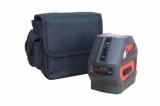 NCL-2 je křížový laser s přesností +/- 3 mm / 10 m především pro práci v interiéru s kalibrací a dopravou v ceně, fotografie 1/3