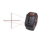 NCL-2 je křížový laser s přesností +/- 3 mm / 10 m především pro práci v interiéru s kalibrací a dopravou v ceně, fotografie 3/3
