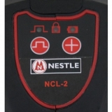 NCL-2 je křížový laser s přesností +/- 3 mm / 10 m především pro práci v interiéru s kalibrací a dopravou v ceně, fotografie 5/3