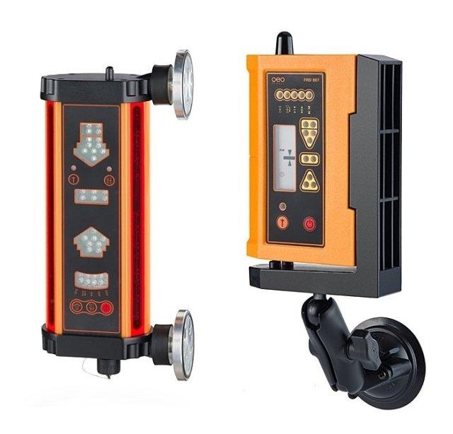 Sada FMR 800 pro řízení zemních strojů
