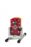 automatický cílový terč FR-FKL TRACKING k potrubnímu laseru GeoFennel FKL 44, fotografie 3/3