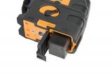 Sada liniového laseru Geo6X s přijímačem FR 55 a klikovým stativem FS 10, fotografie 9/12