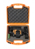 Sada liniového laseru Geo6X s přijímačem FR 55 a klikovým stativem FS 10, fotografie 21/12