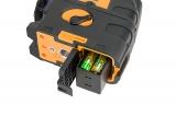Sada liniového laseru Geo6X-Green s přijímačem FR 55 a klikovým stativem FS 10, fotografie 7/11