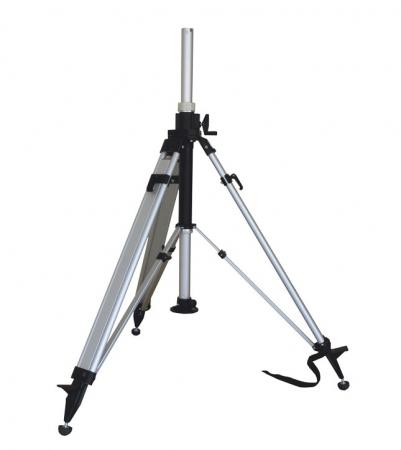 Nedo N710 těžký klikový kanálový stativ s rychlosvěrami a rozsahem 112 - 500 cm
