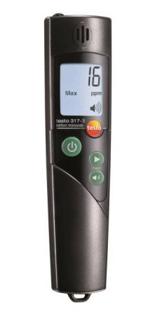 Testo 317-3 je kapesní detektor CO