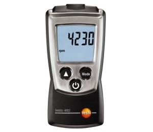 Kompaktní otáčkoměr Testo 460