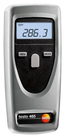 Optický otáčkoměr Testo 465