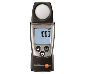 Ruční luxmetr Testo 540