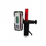 Velmi přesný přijímač METOR pro lasery s červeným paprskem se zobrazením výšky v mm, fotografie 1/4