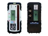 Velmi přesný přijímač METOR pro lasery s červeným paprskem se zobrazením výšky v mm, fotografie 7/4