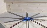 Schodišťová šablona T500 se 6 měrkami z tvrzené oceli, fotografie 3/3