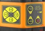 Sada FL 115 pro vodorovnou rovinu a sklony v ose X a Y se samourovnáním servomotorem, fotografie 1/7
