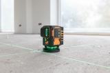 Geo6-XR Green s Li-Ion aku pro všechny profese instalující různé předměty na zdi a podlahy, fotografie 13/13