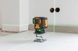 Geo6-XR Green s Li-Ion aku pro všechny profese instalující různé předměty na zdi a podlahy, fotografie 15/13