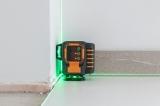 Geo6-XR Green s Li-Ion aku pro všechny profese instalující různé předměty na zdi a podlahy, fotografie 19/13