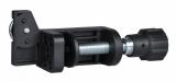Přijímač ACCEPTOR 2 pro lasery s červeným paprskem se zobrazením výšky v mm, fotografie 1/3