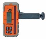Profi přijímač ACCEPTOR DIGITAL pro lasery s červeným paprskem se zobrazením výšky v mm, fotografie 1/1