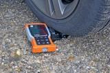 Přijímač / dálkové ovládání COMMANDER 2 pro lasery s červeným paprskem se zobrazením výšky v mm, fotografie 3/2