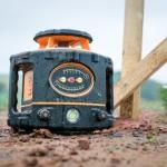 Na sklony v pohodě s rotačním laserem FL 300HV-G