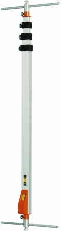 Kvalitní měřící výsuvná lať AutoMesfix 415 mm pro odečet vzdálenosti mezi 2 body