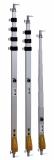 Kvalitní měřící výsuvná lať AutoMesfix 950 mm pro odečet vzdálenosti mezi 2 body, fotografie 1/8