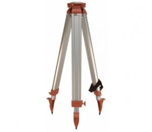 Nivelo N172 těžký stavební stativ s rovnou hlavou, se šrouby a rozsahem 105 - 170 cm