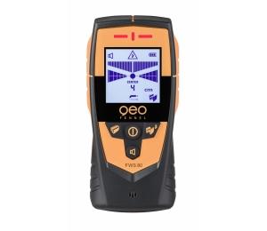 FWS 80 detektor kovů, dřeva a živých vodičů ve stropech, stěnách a podlahách