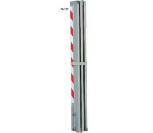LK450 lať hliníková kontrolní 5 m / 1,67 m