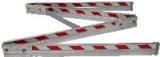LK460 lať hliníková kontrolní 5 m / 1,25 m, fotografie 1/5