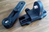 LH1 - multifunkční držák pro připevnění liniového laseru na zeď, stativ nebo kovové předměty, fotografie 1/9