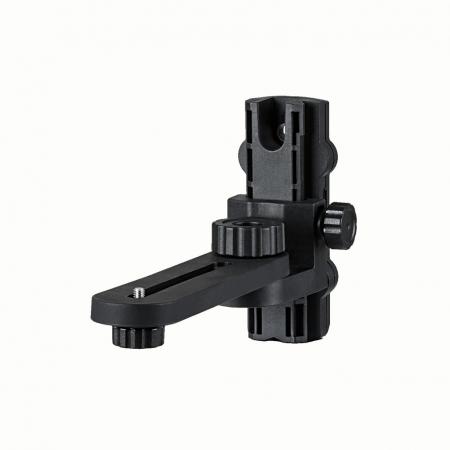 LH1 - multifunkční držák pro připevnění liniového laseru na zeď, stativ nebo kovové předměty