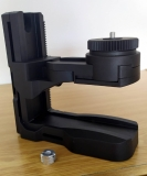 MH1 - multifunkční držák pro připevnění přístroje na zeď , stativ, zárubně apod., fotografie 27/17
