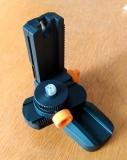 MH1 - multifunkční držák pro připevnění přístroje na zeď , stativ, zárubně apod., fotografie 33/17