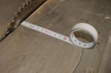 X150 samolepící měřící páska pro montáž na stoly a stroje o délce 5m se škálováním zleva doprava, fotografie 1/3