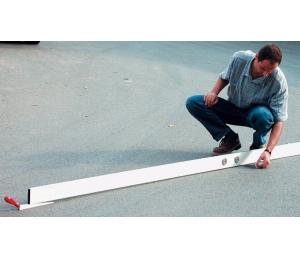 FLEXI 1/300 lať hliníková kontrolní 3 m / 1.5 m